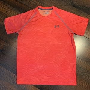 Under Armour Boys Small Loose T-Shirt